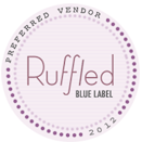 Ruffled Blog - Blue Label Member